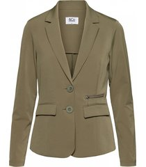&co woman blazer phileine khaki