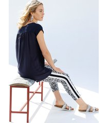 legging amy vermont marine::wit