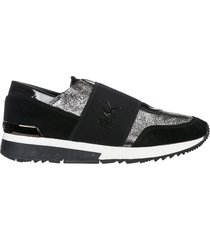 scarpe sneakers donna in pelle mk