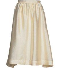 phine knälång kjol creme stella nova