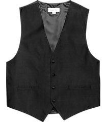 calvin klein black formal vest