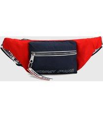 canguro rojo-azul-blanco tommy jeans