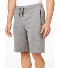 id ideology men's fleece shorts, created for macy's