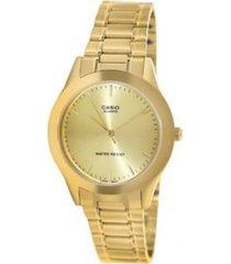 reloj  casio modelo mtp_1128n_9ar dorado