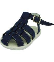 sandalia azul dulce noelia summer