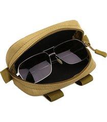 custodia impermeabile per occhiali da vista per donna nylon per esterno borsa
