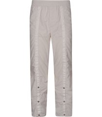 a-cold-wall elastic ribbed waist trousers