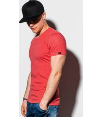 ombre heren t-shirt s1041 coral