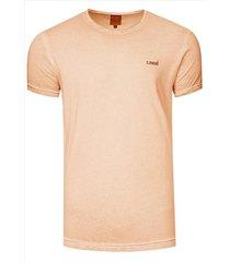 rusty neal t-shirt heren - orange 15280