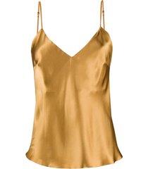 gilda & pearl camisola sophia - dourado