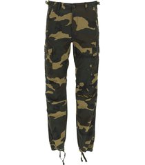 carhartt aviation camouflage cargo trousers