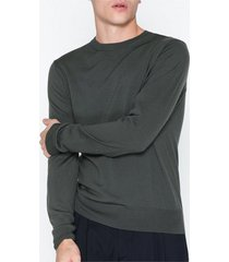 filippa k m. merino sweater tröjor stone