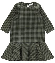geruite jurk nmfkaya