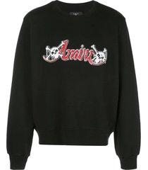 motley crue crew neck sweater