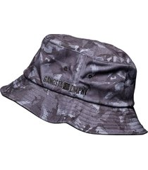 gorro bucket gris gangsta