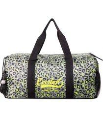 bolso bts leopard kiwi everlast