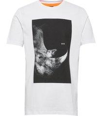 troaar 2 t-shirts short-sleeved vit boss