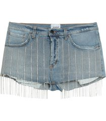 dondup denim shorts