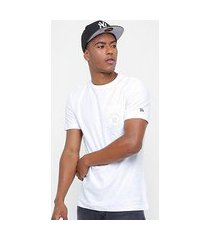 camiseta new york yankees new era 22 pocket masculina
