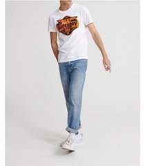 superdry men's brand language t-shirt