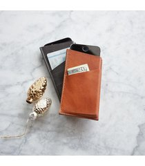 ian leather iphone case