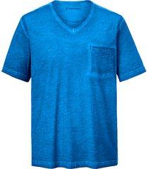 t-shirt babista blå