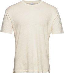 dylan tee 3263 t-shirts short-sleeved creme nn07