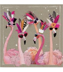 "hammond gower fancy pants bird iv canvas art - 15"" x 20"""