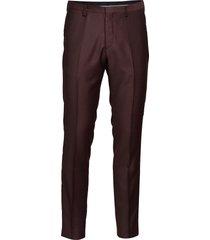 todd kostuumbroek formele broek rood tiger of sweden