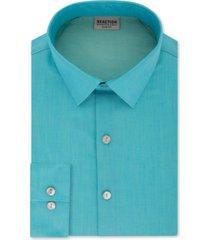 kenneth cole reaction men's slim-fit all-day flex dress shirt