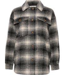 jacket overshirts grijs sofie schnoor