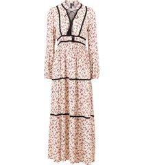 maxiklänning vmalice l/s ancle dress