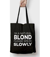 torba blond