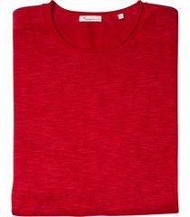 lichte gebreide pullover met tencel™, rood xxl
