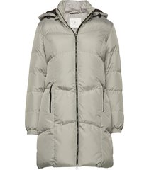 coat outerwear heavy fodrad rock grå brandtex