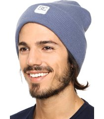 gorro azul dc shoes tall baller