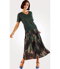 kjol mona svart::olivgrön::orange