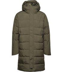 lm xtra puffer jacket gevoerd jack groen o'neill