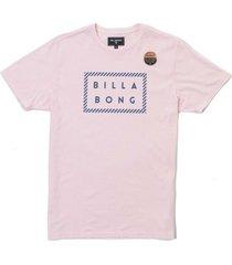 camiseta billabong front die cut