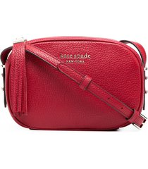 kate spade roulette crossbody bag - red