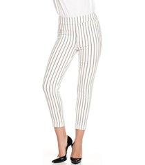 pantalon skinny crudo