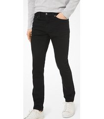 mk jeans slim-fit in cotone stretch - nero (nero) - michael kors