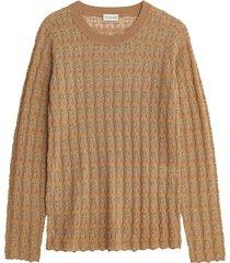 dregea knit stripe sweater
