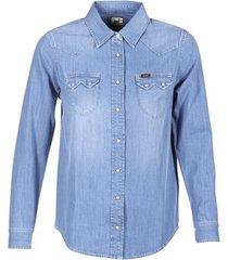 overhemd lee regular western