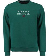 sweater flag groen