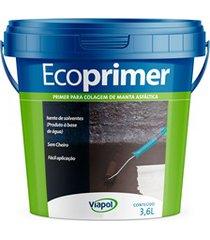 ecoprimer para mantas asfálticas marron escuro 3,6 litros