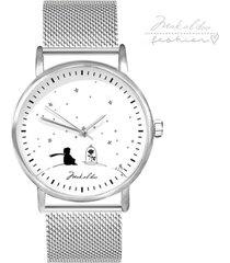 mały książę róża- zegarek + box