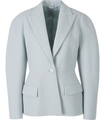 blazer oversized sleeves