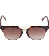 51mm core clubmaster sunglasses