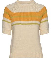 aliyah pullover gebreide trui crème lovechild 1979